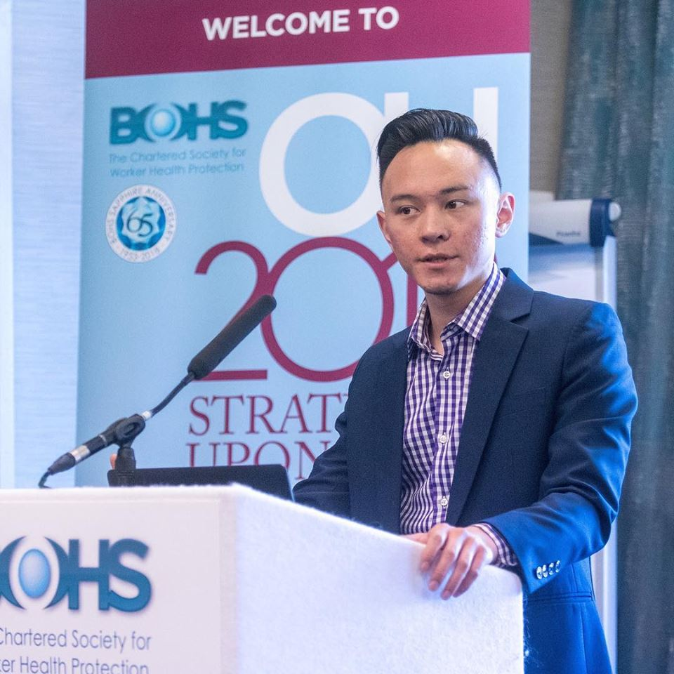 Mental Health takeaways from BOHS 2018 Occupational Health Hygiene Conference